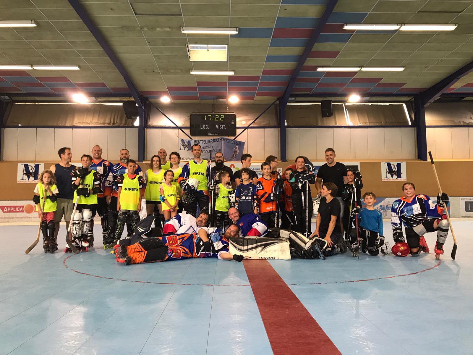Matchs U13 – Mantas, Crès, Saint Mathieu